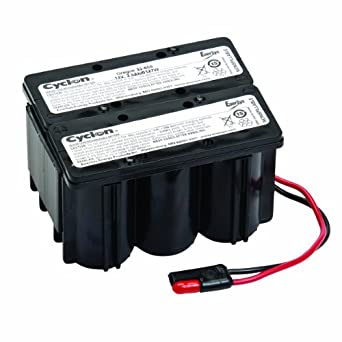 Oregon Replacement Part BATTERY, TORO REPL BY 33-500-0 55-7520 # 33-500
