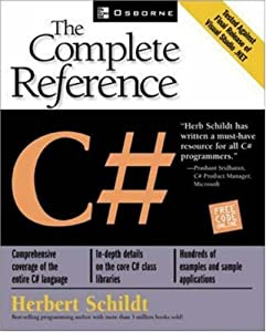 "Cover of ""C#: The Complete Reference (Osb..."