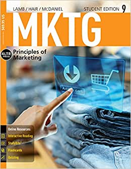 MKTG (with Online, 1 Term (6 Months) Printed Access Card) (New, Engaging Titles From 4LTR Press)