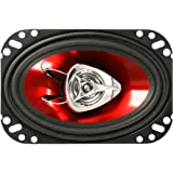 "BOSS AUDIO CH4620  Chaos Exxtreme 4"" x 6"" 2-way 200-watt  Full Range Speakers"