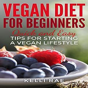 Vegan Diet for Beginners Audiobook