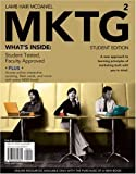 img - for MKTG 2.0, 2008 - 2009 Student Edition (with Review Card and Printed Access Card) by Lamb, Charles W., Hair, Joseph F., McDaniel, Carl 2nd edition (2008) Paperback book / textbook / text book