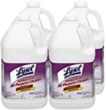 Lysol 74392 Professional Antibacterial All Purpose Cleaner, 128 oz (Pack of 4)