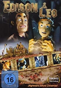 Edison & Leo [Import allemand]