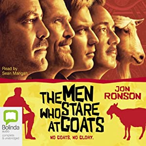 The Men Who Stare at Goats Audiobook
