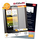 atFoliX Displayschutzfolie fr HTC One V (2 Stck) - FX-Antireflex: Displayschutz Folie antireflektierend! Hchste Qualitt - Made in Germany!von &#34;Displayschutz@FoliX&#34;