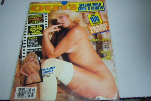 Oui's Special Video Guide & Review Busty Adult Magazine