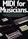 img - for MIDI for Musicians book / textbook / text book