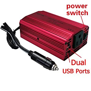 BESTEK 300w charger dc ac power inverter car dc 12v to 110v car adapter usb charger car samsung adapter pda car charger htc adapter car lg charger mp3 car adapter iphone charger car motolora adapter ipad car charger blackberry car adapter laptop charger n