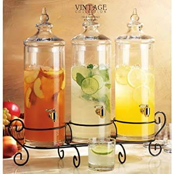 drink dispenser with stand - Beverage Dispenser With Stand