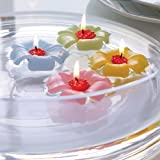 Bloom Floating Candles (set Of 4)