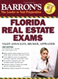 img - for Barron's Florida Real Estate Exams (Barron's: the Leader in Test Preparation) book / textbook / text book