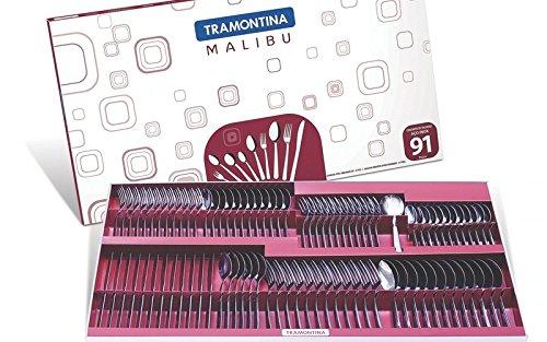 Tramontina - Set Posate 91 Pezzi