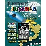 Lunar Jumble: A Total Eclipse of Puzzles! (Jumbles)