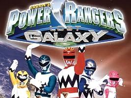 Power Rangers Lost Galaxy - Season 1