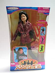 Charlie's Angels Lucy Liu As Alex Doll