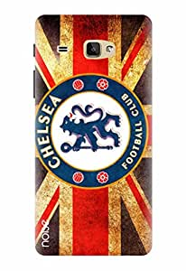 Noise Designer Printed Case / Cover for Samsung Galaxy J Max / Sports / Football fan club Design