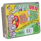 C&S 12687 Insect Treat High Energy Suet, 12-Ounce