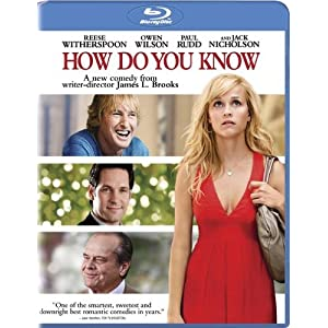 """HOW DO YOU KNOW"" ARRIVES ON DVD/BLU-RAY ON TUESDAY MARCH 22ND 5"