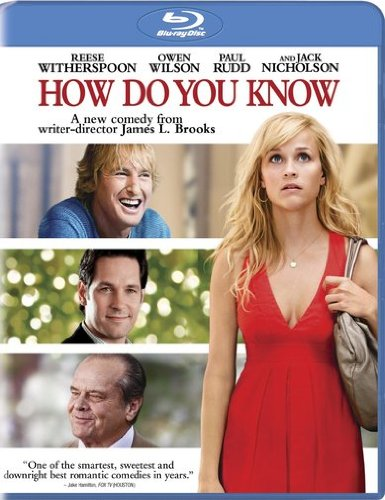 Blu-ray : How Do You Know (, Dubbed, Dolby, AC-3, Widescreen)