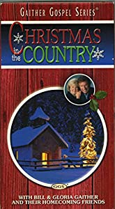 Christmas in the Country [VHS]