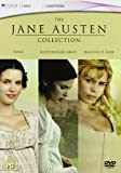 The Jane Austen ITV Collection - Mansfield Park / Northanger Abbey / Emma (3 Disc Box Set) [2007] [DVD]
