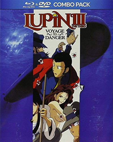 Lupin the 3rd: Voyage to Danger DVD/BD [Blu-ray]