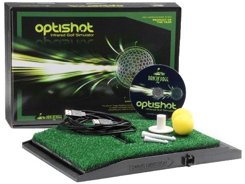 Dancin Dogg OptiShot Infrared 3D Golf Simulator