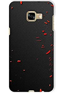 IndiaRangDe Case For Samsung Galaxy C5 Printed Back Cover