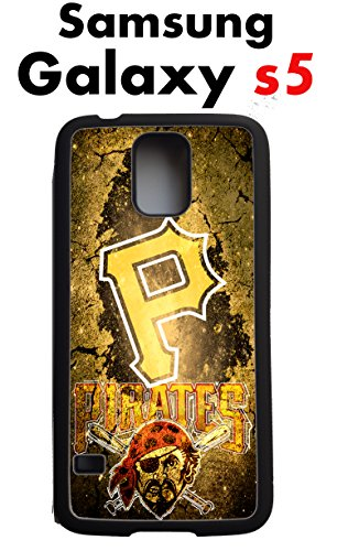 Pittsburgh Pirates Samsung Galaxy s5 Case Hard Silicone Case
