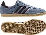 Adidas - Samba Mens Shoes In Slate/Light Maroon/Running White, Size: 8.5 D(M) US Mens, Color: Slate/Light Maroon/Running White
