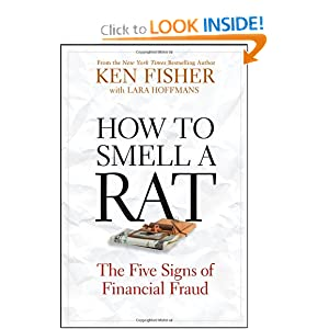 How to Smell a Rat  The Five Signs of Financial Fraud