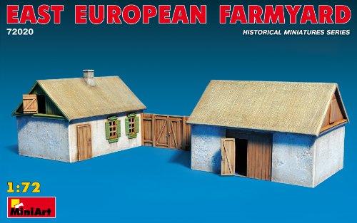 Mini Art Plastics East European Farmyard