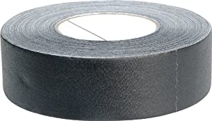 Hosa GFT447 Gaffers Tape 2 Inch Black, 60 Yard