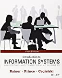 img - for Introduction to Information Systems: Supporting and Transforming Business book / textbook / text book