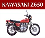 MOUSE MAT 1260 KAWASAKI Z650 CLASSIC MOTOR CYCLE FUNNY PHOTO GIFT QUALITY FUN MOUSE MAT