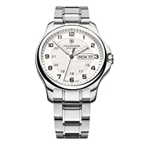 Victorinox Swiss Army Officers Day and Date Mens Watch 241551