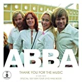 Thank You For The Music - Abba [Book + DVD] [2011]by John Tobler