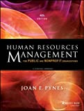img - for Human Resources Management for Public and Nonprofit Organizations: A Strategic Approach (Essential Texts for Nonprofit and Public Leadership and Management) book / textbook / text book