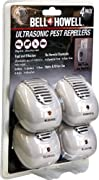 Ultrasonic Pest Repeller -4 Pack