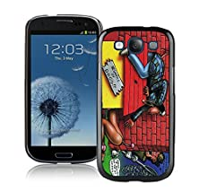 buy Durable And Nice Samsung Galaxy S3 Case Design With Snoop Dogg Black Case For Samsung Galaxy S3