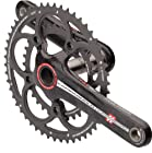Campagnolo Super Record Crankset with EVO Chainrings - 11-Speed, Ti, 34/50T, 175mm