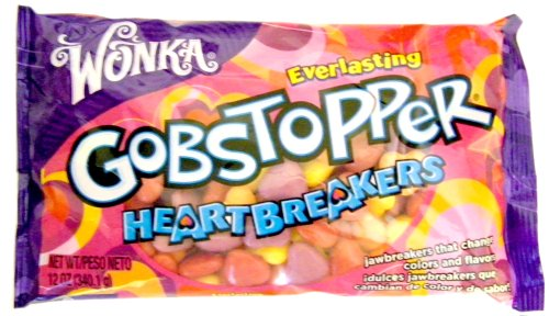 Gobstopper Heartbreakers Heart Candies