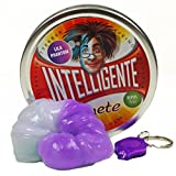 Intelligente Knete - Lila Phantom inkl. UV-Lampe - Thinking Putty