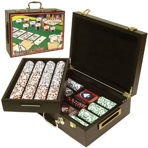 Trademark poker 4 aces