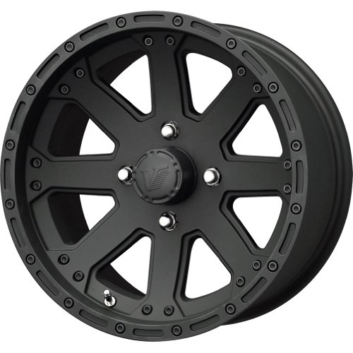Vision (Outback 159) Black - 14x8 Inch Wheel