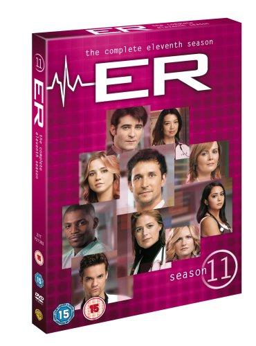 ER: The Complete Eleventh Season [DVD]