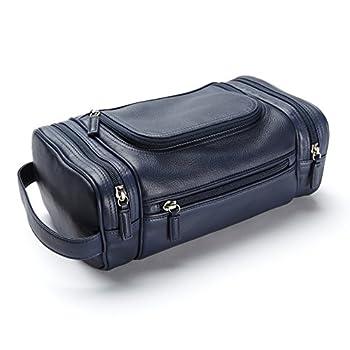 Leatherology Multi Pocket Toiletry Bag