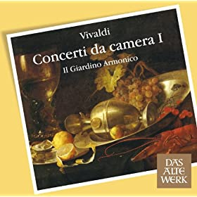Concerto in D Major, Op. 10, No. 3, RV. 90, 'Il gardellino': I. Allegro