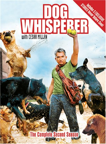 Dog Whisperer With Cesar Millan: Comp Second [DVD] [Import]